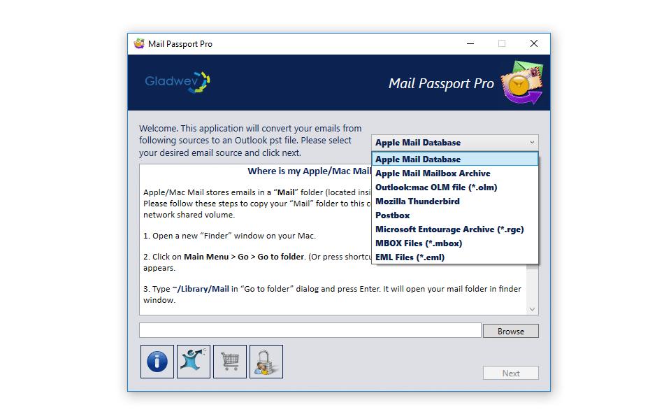 """Why """"Mail Passport Pro""""?"""